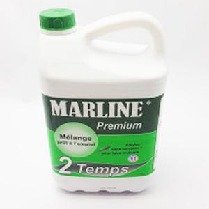 MARLINE Premium  Carburant-Alkylat pour moteurs 2 Temps - 5Litres 20314000 Spare part SWAP-europe.com