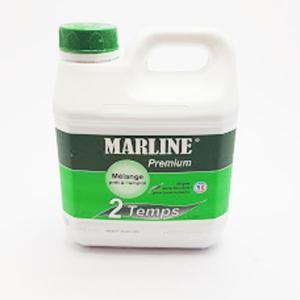 MARLINE Premium  Carburant-Alkylat pour moteurs 2 Temps - 2Litres 20314001 Spare part SWAP-europe.com