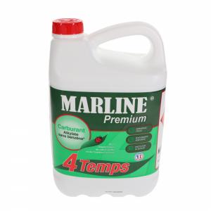 MARLINE Premium Carburant-Alkylat pour moteurs 4 Temps - 5 Litres 20314002 Pièce détachée SWAP-europe.com