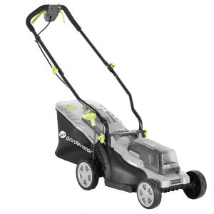 LAWN MOWER 40V CUTTING 34CM WITHOUT BATTERY AND CHARGER 65009242 SWAP-europe.com