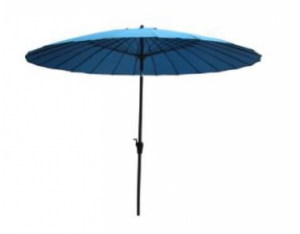 Parasol BLEU - ROUGE - VERT BCU-0001- 3M 4BLUE-4RED-4GREEN SWAP-europe.com