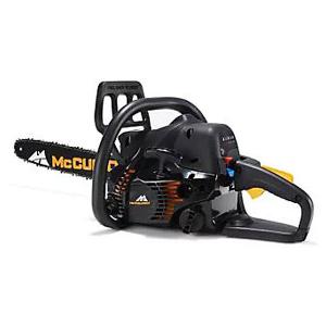 MCCULLOCH - Tronçonneuse thermique 40cm 36cc -1300w CS360T CS360T SWAP-europe.com
