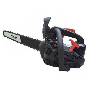 Gasoline trimmer 25 cm³ 25 cm - Guide and chain Carvin - Second free channel CSP2525CARVING SWAP-europe.com
