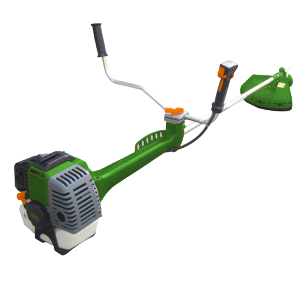Petrol brushcutter 42.7 cm³ DBT40 SWAP-europe.com