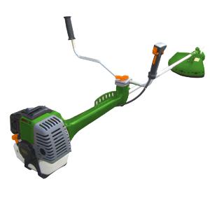 Petrol brushcutter 42.7 cm³ DBT401T SWAP-europe.com