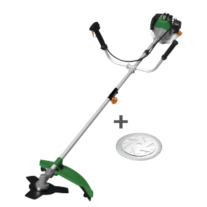 Petrol brushcutter 32.5 cm³ DCBT35WE SWAP-europe.com