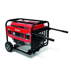 Open frame petrol generator 4500 W 4000 W - AVR system EZG4500 SWAP-europe.com