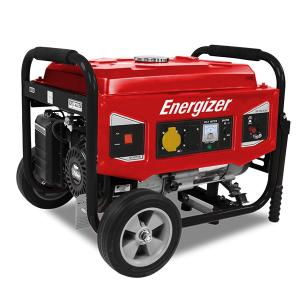 Open frame petrol generator 4500 W 4000 W - AVR system EZG4500UK SWAP-europe.com