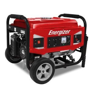 Groupe électrogène essence de chantier 5500 W 5000 W - Système AVR EZG6000 SWAP-europe.com