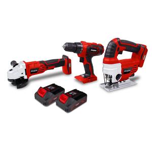 Tools pack 18 V 1.5 Ah EZPACK1 SWAP-europe.com