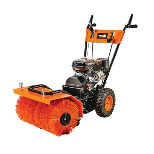 Petrol Sweeper 196 cm³ - 4-stroke engine - manual start  FBAE200 SWAP-europe.com