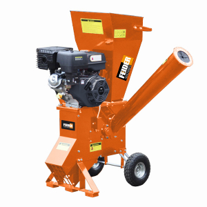 Petrol plant shredder 420 cm³ 9 cm - 4-stroke engine FBT400-1 SWAP-europe.com