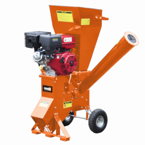 Petrol plant shredder 420 cm³ 10.2 cm - 4-stroke engine FBT400E SWAP-europe.com