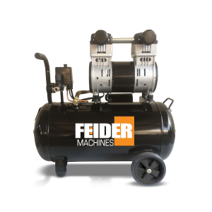 Compresseur silencieux 50L 180L/min 59dB FC50LS SWAP-europe.com