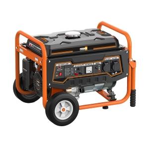 Groupe électrogène essence de chantier 2900 W 2800 W - Système AVR FG3000 SWAP-europe.com