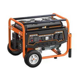 Groupe électrogène essence de chantier 4500 W 4000 W - Système AVR FG4500 SWAP-europe.com