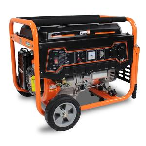 Open frame petrol generator 6500 W 6000 W - AVR system FG7000RE SWAP-europe.com