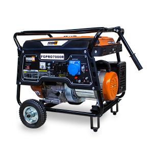 Groupe électrogène essence de chantier 7000 W 6500 W FGPRO7000R SWAP-europe.com