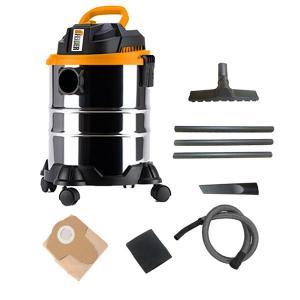 Aspirateur eau et poussière  1250 W 20 L - Cuve Inox FHAEP125020L SWAP-europe.com