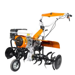 Petrol tiller 212 cm³ - 4-stroke engine - Cutters 8 99-100 cm FMTCPRO100 SWAP-europe.com