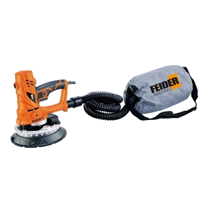 Portable power tool Plaster range 850 W 180 mm - Suction: integrated FPEP850LED SWAP-europe.com