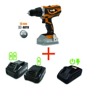 Cordless drill  20 V 38 Nm FPV20V2BA SWAP-europe.com
