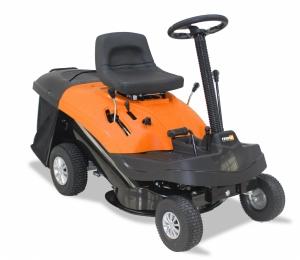 Rider autoporté sans fil - Batterie Li-ion 48V 20 Ah 68.5 cm 150 L 5000 m² FRE7050 SWAP-europe.com