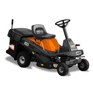 Lawn mower Rider 340 cm³ 12.5 hp 76 cm 170 L FRT75BS125 SWAP-europe.com