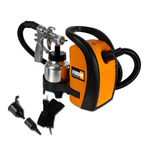 HVLP paint sprayer 650 W 550 ml/min FSP600W SWAP-europe.com