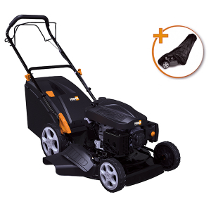 Petrol lawn mower 196 cm³ 50.2 cm - self-propelled  FTDT5096-AC SWAP-europe.com