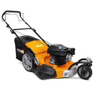 Petrol lawn mower 170.1 cm³ 51 cm - self-propelled  - Three wheeled FTDT511ZT SWAP-europe.com