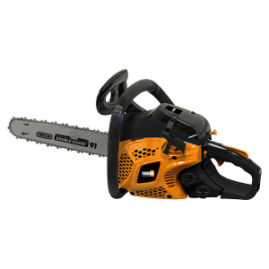 Petrol chainsaw 41 cm³ 40 cm - Guide and chain OREGON - recoil start  FTRTPRO40 SWAP-europe.com