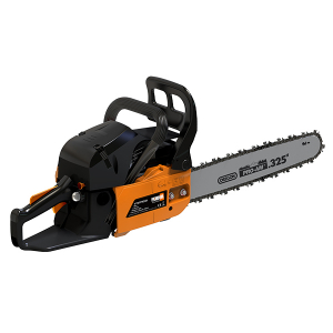 Petrol chainsaw 53 cm³ 51 cm - Guide and chain OREGON - recoil start  FTRTPRO55 SWAP-europe.com