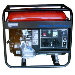 Open frame petrol generator FWU3600 SWAP-europe.com