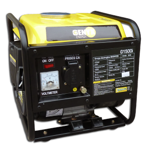 Petrol Inverter generator 1300 W 1100 W G1500I SWAP-europe.com