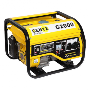 Open frame petrol generator 2200 W 2000 W G2000 SWAP-europe.com