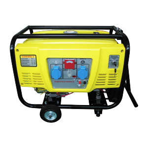 Open frame petrol generator G2600RE-2 SWAP-europe.com