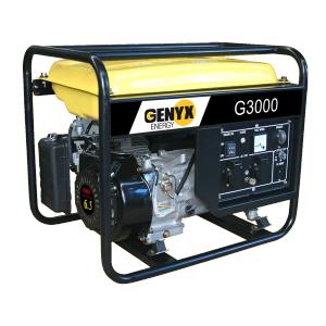 Groupe électrogène essence de chantier G3000 SWAP-europe.com