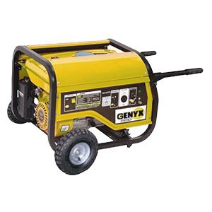 Open frame petrol generator G3600R-2 SWAP-europe.com