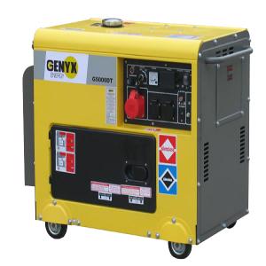 Diesel generator G5000DT-2 SWAP-europe.com