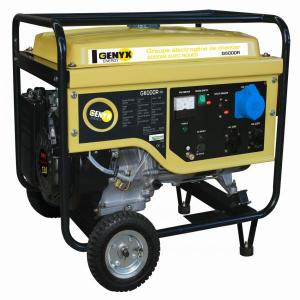 Groupe électrogène essence de chantier G6000R SWAP-europe.com