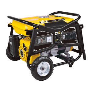Open frame petrol generator 2200 W 2000 W - AVR system - Inflatable transport wheels GPRO2200 SWAP-europe.com