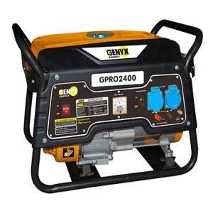 Groupes électrogènes Essence de chantier 2000 W 2400 W GPRO2400 SWAP-europe.com