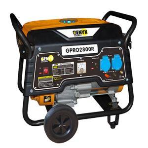 Open frame petrol generator 2800 W 2500 W GPRO2800R SWAP-europe.com