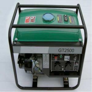 Open frame petrol generator GT2500 SWAP-europe.com