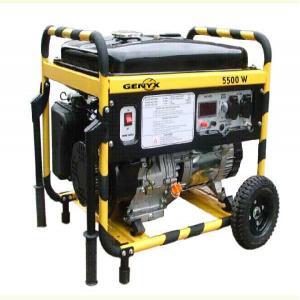 Groupe électrogène essence de chantier GX5005 SWAP-europe.com