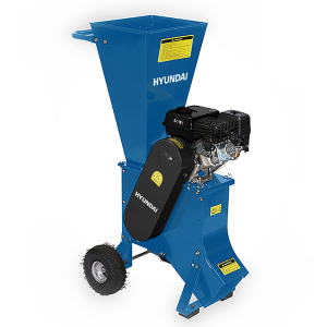 Petrol plant shredder 196 cm³ 7.6 cm - 4-stroke engine HBT196 SWAP-europe.com
