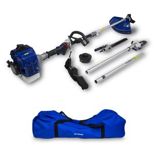 Petrol multi-tool 33 cm³ - 4 in 1 - Harness HCOMBI33BAG SWAP-europe.com