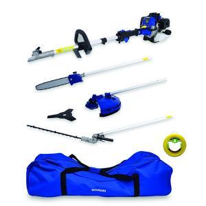 Petrol multi-tool 32.5 cm³ - 4 in 1 - Harness HCOMBI35BAG SWAP-europe.com