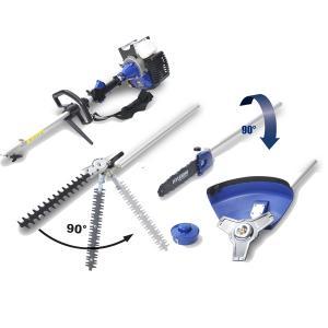 Petrol multi-tool 42.7 cm³ HCOMBI455F SWAP-europe.com